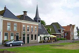 Bad Nieuweschans - Bad Nieuweschans in 2005