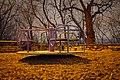 Night Kiev, Baby swings - panoramio (1).jpg