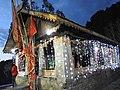 Night view of Chamunda Devi temple ,Chamba 03.jpg