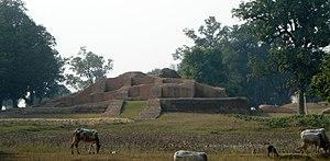 Nigrodharama - Large stupa at location of Nigrodharama, Nepal