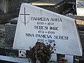 Nina Panieva Sebesi sírja.jpg
