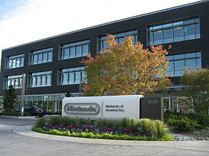Redmond, Washington - Nintendo