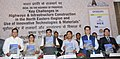 Nitin Gadkari along with the Chief Minister of Meghalaya, Dr. Mukul Sangma, the Minister of State for Youth Affairs and Sports (Independent Charge), Shri Sarbananda Sonowal, the Minister of State for Home Affairs.jpg
