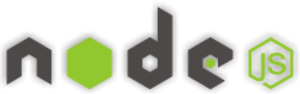 The logo of the Node.js Project from the offic...