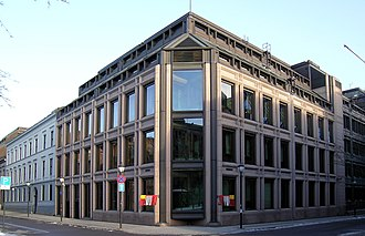 Norges Bank - Image: Norges Bank Kirkegata