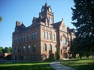 Ada, Minnesota - Norman County Courthouse, Ada, Minnesota