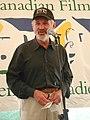 Norman Jewison at the 2001 CFC BBQ. (48198942071).jpg
