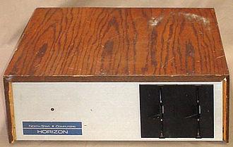 NorthStar Horizon - A NorthStar Horizon computer