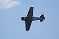 North American AT-6D-NT Texan WASPs Fifinella 1st Pass 06 RoarNSoar FOF 13Nov2010 (14403922080).jpg