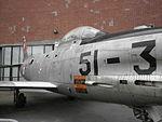 North American Fiat F-86K - Museo della scienza e della tecnica - Milano - 02.JPG