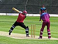 North Middlesex CC v Hampstead CC at Crouch End, Haringey, London 02.jpg