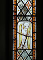 North window, St Mary's, Bradford Peverell, Dorset.jpg