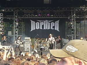 Norther - Norther performing live at Wacken Open Air