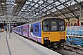 Northern Rail Class 150, 150144, Liverpool Lime Street railway station (geograph 3819383).jpg
