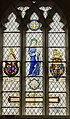 Nottingham, St Peter's church, Stained glass window (21034498865).jpg