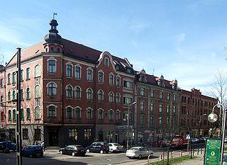 Ruda Śląska Place in Silesian Voivodeship, Poland