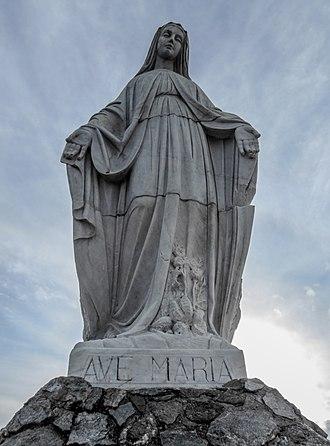 Mérida (state) - Image: Nuestra Señora de las Nieves