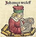 Nuremberg Chronicles f 238r Johannes wicleff.jpg
