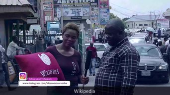 File:Nze Emma Mbachu brought a surprising twist to the WikiStreetTakeOver conversation.webm