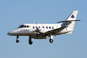 O'Connor Airlines J31 Jetstream Finney-2.jpg