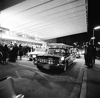 Sony Centre for the Performing Arts - Opening night of the O'Keefe Centre, 1960.