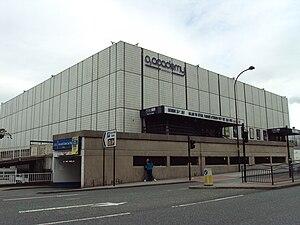 O2 Academy Sheffield - Image: O2 Academy, Sheffield DSC07438