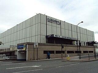 O2 Academy Sheffield live music venue in Sheffield, England