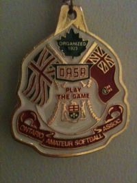 lossless page1 200px OASA Gold Medal.tiff Ontario Amateur Softball Association