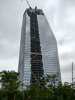 OCT Tower under construction in 2018.jpg