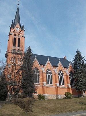 Lutherkirche Oberfrohna