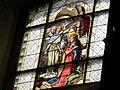 Obisk angela pri Mariji, Stevanovci.JPG