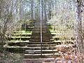 Occoneechee Speedway Hillsboro NC- Grandstand steps.jpg