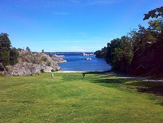 Odderøya - Bendiksbukta