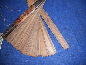 Palm-leaf manuscript - Palm leaf manuscripts of 16th century in Odia script.