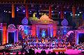 Odissi music composition at Utkal Sangeet Natak Mahavidyalaya, Bhubaneswar, Odisha, India.JPG