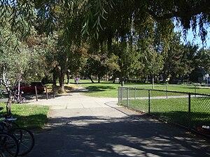 Ohlone Park - Ohlone Park in September 2010.