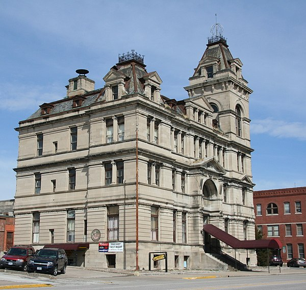 Hannibal (MO) United States  city pictures gallery : united states post office hannibal missouri the united states post ...