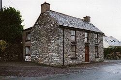 Map Of Youth Hostels In Ireland.Ballingeary Wikipedia