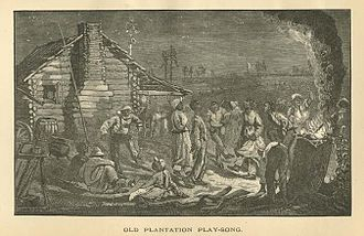 "Uncle Remus - ""Old Plantation Play Song"", from Uncle Remus, His Songs and His Sayings: The Folk-Lore of the Old Plantation, 1881"