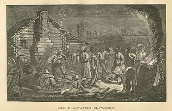 """Old Plantation Play Song"", from Unc..."