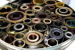 Old celluloid film rolls (5201105455).jpg