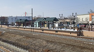 Olde Town Arvada station
