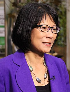 Olivia Chow Canadian politician