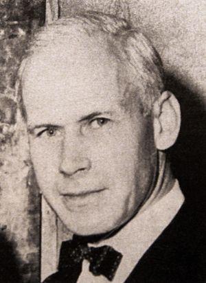 Lagercrantz, Olof Gustaf Hugo (1911-2002)
