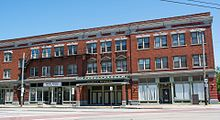 Broadway Avenue Historic District (Cleveland, Ohio ...
