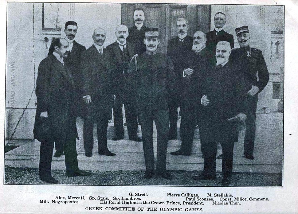 Olympic Committee 1906