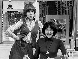On Our Own (1977 TV series) - Bess Armstrong (standing) and Lynnie Greene.