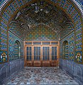 One of the room in Atabaki sahn at Fatima Masumeh Shrine2, Qom, Iran.jpg