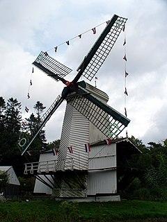 Mijn Genoegen, Arnhem Dutch windmill
