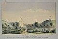 Opgravning af sten ved Jelling kirke (8959253509).jpg